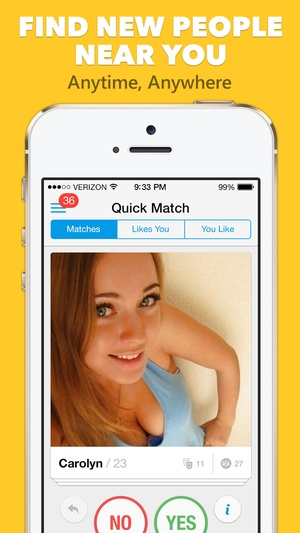 Screenshot Adult Dating: Chat, Flirt and Meet Hot Single Women and Men on iPhone