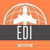 Edinburgh Travel Guide with Offline City Street and Metro Maps