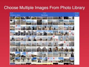 Screenshot Image To PDF Converter Pro on iPad