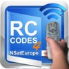 Remote Controller Codes for NSatEurope