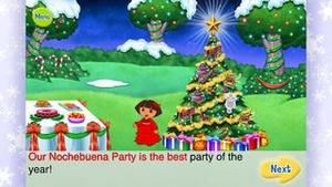 Screenshot Dora's Christmas Carol Adventure on iPhone