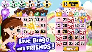 Screenshot Bingo PartyLand on iPhone