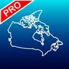 Aqua Map Canada Pro