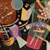 Wassily Kandinsky Paintings HD Wallpaper and His Inspirational Quotes Backgrounds Creator