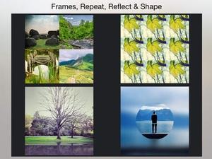 Screenshot Wallax on iPad
