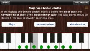 Screenshot Ear Trainer on iPhone