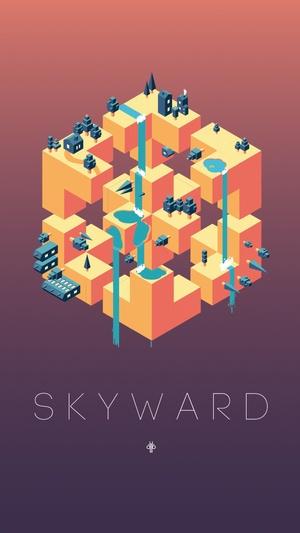 Screenshot Skyward on iPhone