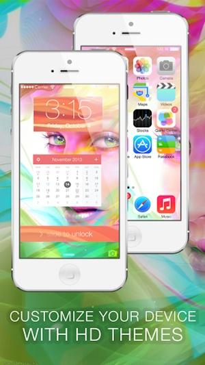 Screenshot PsychoLocks on iPhone