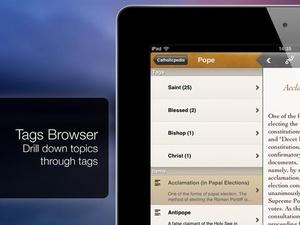 Screenshot Prayer 2000+ Catholic Prayers by DivineOffice.org on iPad