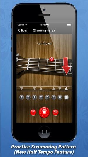 Screenshot Learning Ukulele In 7 Days on iPhone