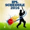 IPL 2016 T20 Schedule with Live Score Updates for Indian Premier League