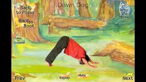 Screenshot Kids Yogaverse: I AM SUN, I AM MOON on iPhone