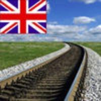 UK Railway Map