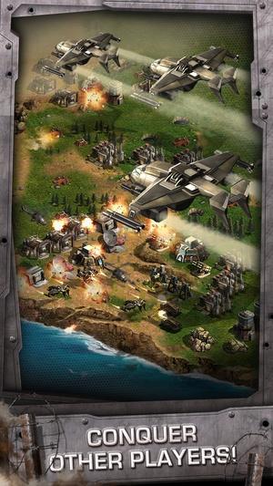 Screenshot War of Nations™ on iPhone