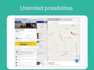 Screenshot Split on iPad