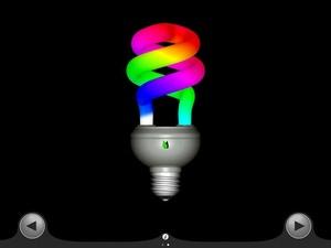 Screenshot Lamp CL on iPad