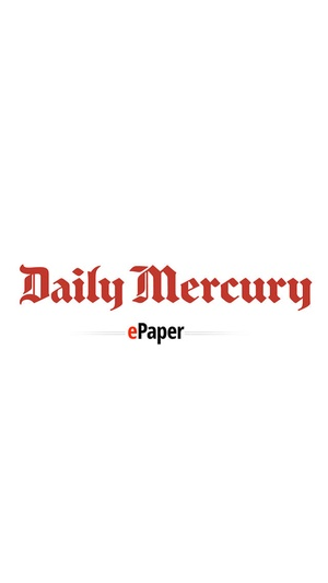 Screenshot Daily Mercury Mackay on iPhone