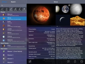 Screenshot The Night Sky™ on iPad