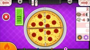 Screenshot Papa's Pizzeria To Go! on iPhone