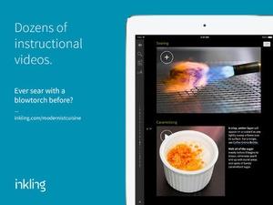 Screenshot Modernist Cuisine at Home on iPad