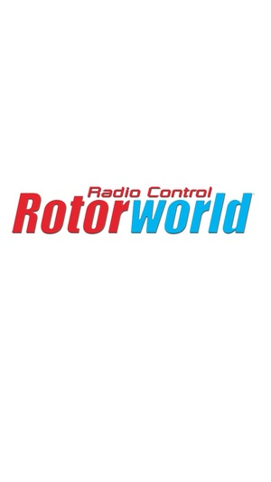 Screenshot Radio Control Rotorworld on iPhone
