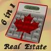 6 in 1 Real Estate Calculator