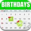 Birthday Calendar Pro