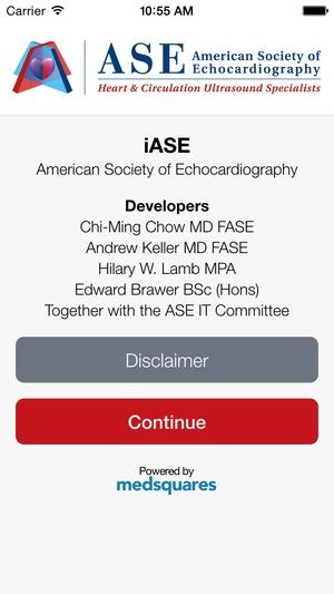 Screenshot iASE on iPhone