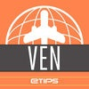 Venice Travel Guide and Offline City Street Map