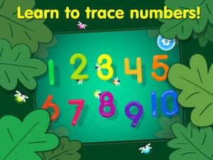 Screenshot 123 Tracing Numbers: Montessori math game for kids on iPad