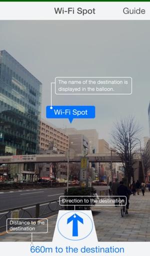 Screenshot NAVITIME for Japan Travel – Transit Guide, Wi on iPhone