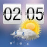 Weather Updates and Clock