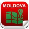 Moldova Onboard Map