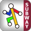 Hong Kong Subway for iPad by Zuti