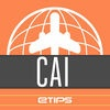 Cairo Travel Guide with Offline City Street and Metro Maps