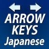 Arrow Keys Mail Japanese Keyboard