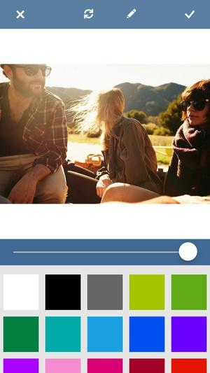 Screenshot InstaSquarer on iPhone
