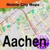 Aachen Street Map