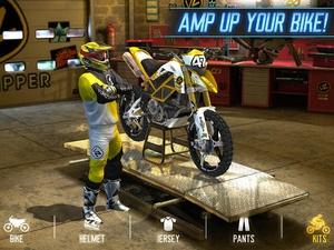 Screenshot Motocross Meltdown on iPad