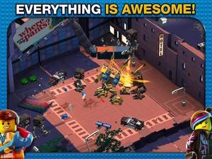 Screenshot The LEGO® Movie Video Game on iPad