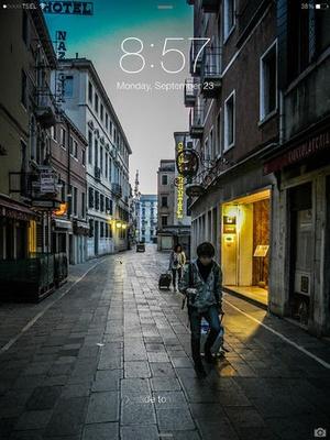 Screenshot GUIDE 360 for iOS 7 & iPhone 5s Users on iPad