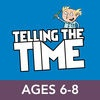 Telling the Time Ages 6