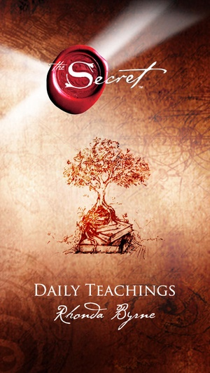 Screenshot Daily Teachings on iPhone