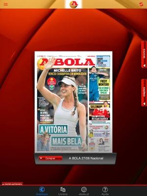 Screenshot A BOLA on iPad