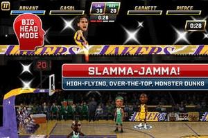 Screenshot NBA JAM by EA SPORTS™ on iPhone