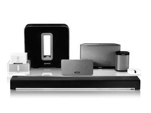 Screenshot Sonos Controller on iPad