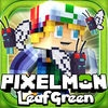 PixelMon LeafGreen