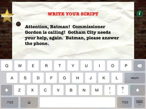 Screenshot ADD RINGTONES Free Text Messages, Caller ID & Alarm Clock Alerts on iPad