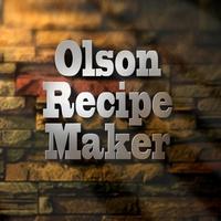 Olson Recipe Maker