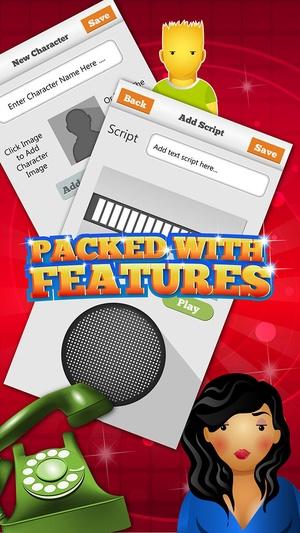 Screenshot PRANK ME! Practical Joke Fake Calls on iPhone